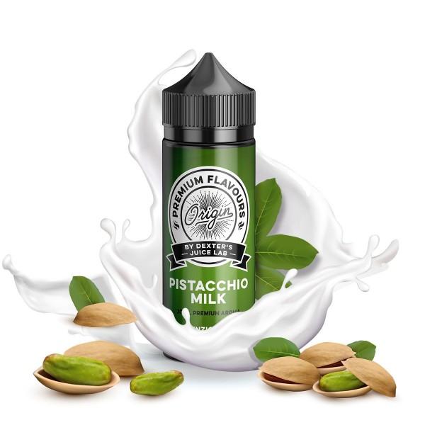 Dexter's Juice Lab - Origin - Pistacchio Milk - 30ml Aroma (Longfill)