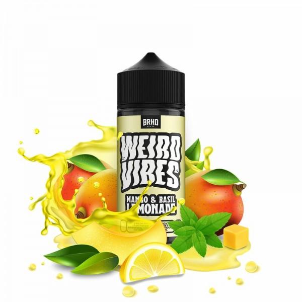 Bare Head Weird Vibes Mango & Basil 20ml Aroma (Longfill)