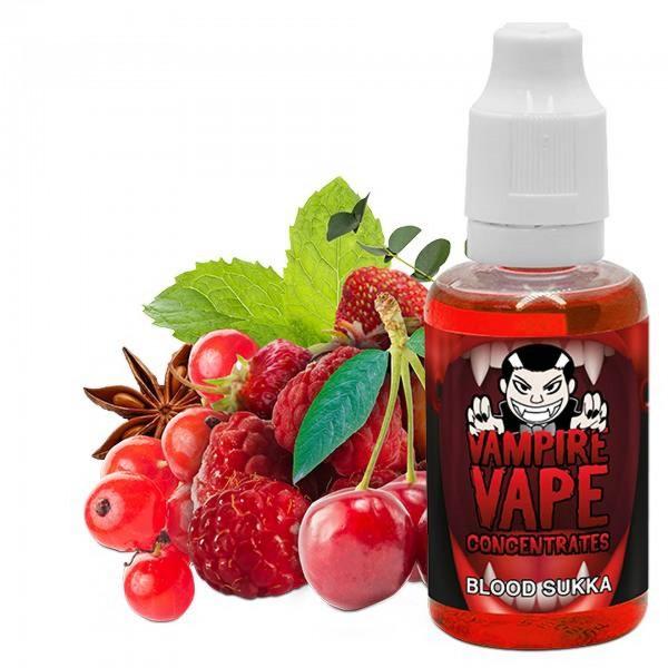 Vampire Vape - Blood Sukka - 30ml Aroma