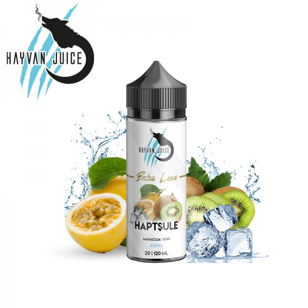 Hayvan Juice - Haptsule - 20ml Aroma (Longfill)