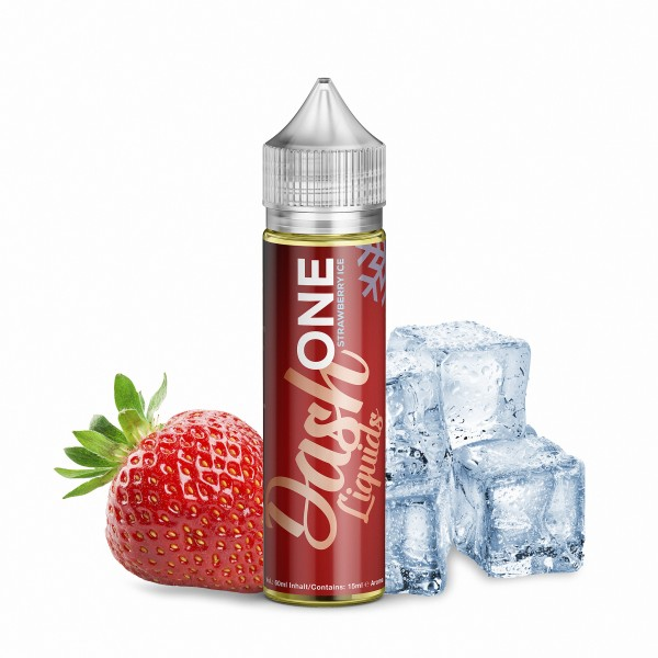 Dash One Strawberry Ice 15ml Aroma (Longfill)