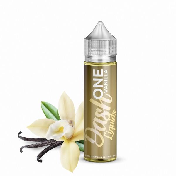 Dash One Vanilla 15ml Aroma (Longfill)