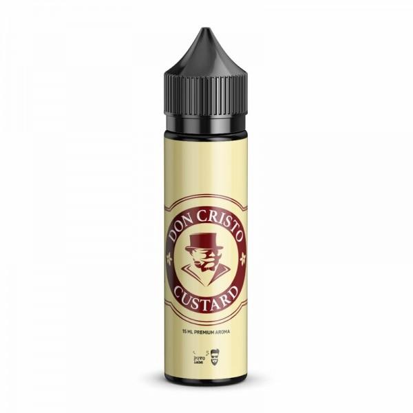 Don Cristo - Custard - 15ml Aroma (Longfill)