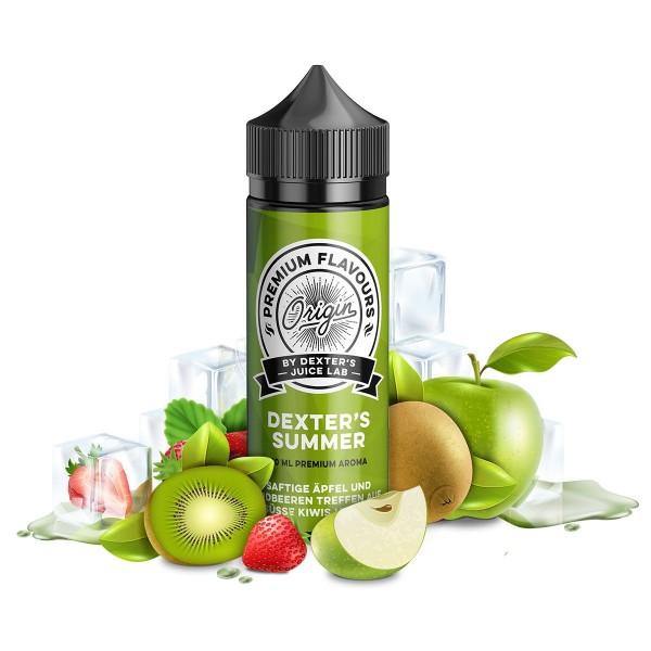 Dexter's Juice Lab - Origin - Dexter's Summer - 30ml Aroma (Longfill)